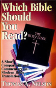 Booklet: Which Bible Should You Read (WHICH)