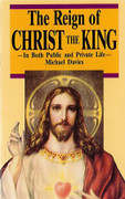 Booklet: The Reign of the Christ the King (REIGN OF C)