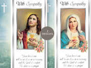 Packet Cards (6): Sympathy (Religious)(CD20729)