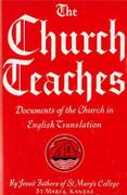 Book: The Church Teaches (CHURCH TEACH)