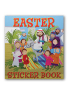 Children's Sticker Book: Easter (1859859438)