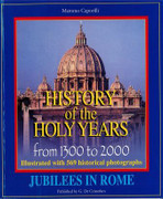 Book: History of the Holy Years from 1300 to 2000 (BK2000)