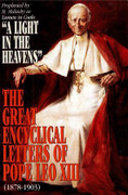 Book: The Great Encyclical Letters of Pope Leo XIII (GREAT ENC)