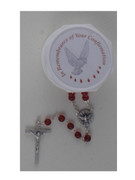 Rosary & Box: Confirmation (RX369F)