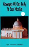 Book: Messages of Our Lady at San Nicolas (MESSAGES)