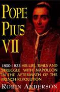 Book: Pope Pius VII (POPE ST PIUS V11)