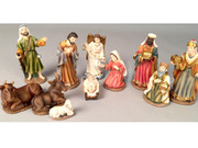 Nativity Set 11 pieces 15cm (NS19505)