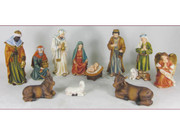 Nativity Set 11 pieces 25cm (NS19246)
