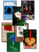 Christmas Cards Value Box 48 (CBX22052)
