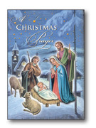 Quality Christmas Cards Pk6 One designs (CDX97641)