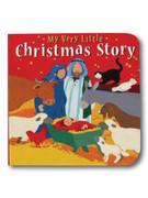 Children's Board Book: My Very Little Christmas Story (0745962573)