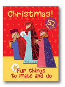 Children's Activity Book: Christmas 104pgs (0745976167)