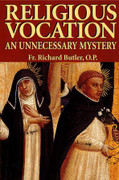 Book: Religious Vocation An Unnecessary Mystery (RELIGIOUS V)