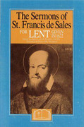 Book: The Sermons of St Francis de Sales for Lent (SERMONS LENT)