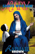 Book: Saints Who Saw Mary (SAINTS WHO)