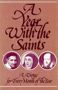 Book: A Year with the Saints (YEAR W)