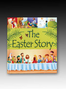 Children's Book: the Easter Story(1781281772)