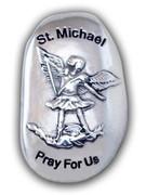 Thumb Stone: St Michael (TS126)