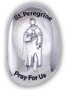 Thumb Stone: St Peregrine (TS128)