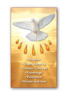 Laminated Holy Cards (each): Confirmation (LC7138)
