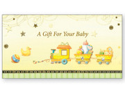 Card (each): Baby Gift wallet Card(CDB2459)