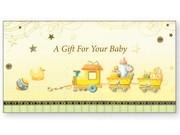 Card (each): Baby Gift wallet Card(CDB2459)