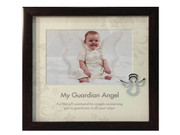 Baby Gift: Frame with Motif: Guardian Angel (PLB6004)