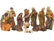 Nativity Set: 11 pieces, 15cm (NS10036)