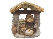 Nativity Scene All-in-one 7cm(NST1988)