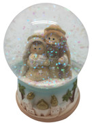 Nativity Scene Snow Ball (NST1985)