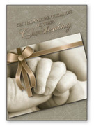 Card (each): Christening 3D/Hologram(CD34500e)