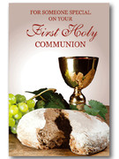 Card (each): Communion 3D/Hologram(CD34502e)