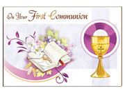 Post A Plaque: Communion (PP35922)