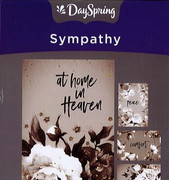 Boxed Cards (12 assorted): Sympathy Black & White(CB60944)