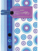 Birthday Cards(6): Masculine (CD22102)