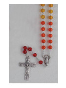 MULTICOLOUR MISSION ROSARY