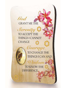 Magnet Plaque: Serenity (MG99738)