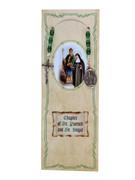 CHAPLET St Patrick & St Brigid (ROC20)
