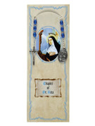 CHAPLET St Rita (ROC24)