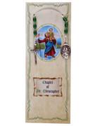 CHAPLET St Christopher (ROC55)
