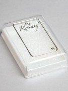Rosary Box Rectangular 4.5 x 6.7cm (BOX100)