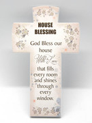 Message Cross: House Blessing (PL2827HB)