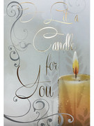 Packet Cards (6): I Lit a Candle for You(CD20841)