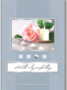 Packet Cards (6): Sympathy  (CD20664)