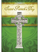 Packet Cards (6): St Patrick's Day (CD85502)