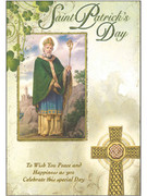 Packet Cards (6): St Patrick's Day (CD85474)