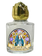 Glass Holy Water Bottle 6mL: Miraculous (GE1007)