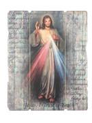 Vintage Frame: Divine Mercy (PL20058)