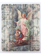 Vintage Frame: Guardian Angel (PL20010)