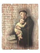 Vintage Frame: St Anthony (PL20011)